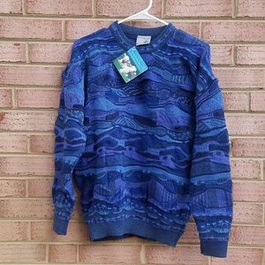 Purely Australian Clothing Co. 100% Wool Sweater M
